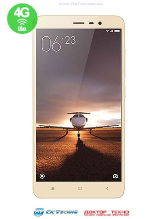 Xiaomi Redmi Note 3 32Gb Gold