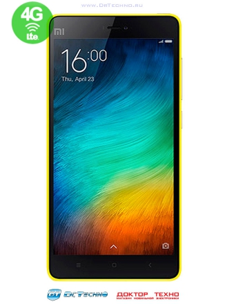 Xiaomi Mi4c 16Gb Yellow