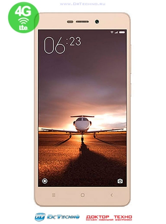 Xiaomi Redmi 3 16Gb Gold