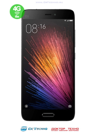 Xiaomi Mi5 128GB ceramic special edition Black