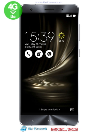 ASUS ZE552KL ZenFone 3 DS 64Gb Black