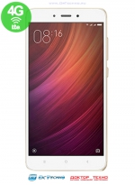 Xiaomi Redmi Note 4 64Gb+3Gb Gold (Золотой)