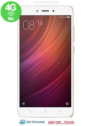 Xiaomi Redmi Note 4 64Gb+3Gb Gold