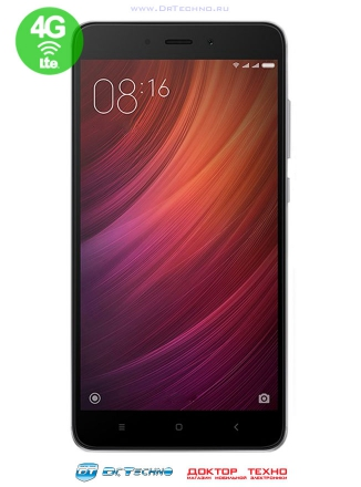Xiaomi Redmi Note 4 16Gb Dark Grey