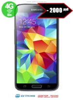 Samsung Galaxy S5 SM-G900F 16Gb Black