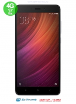 Xiaomi Redmi Note 4 64Gb + 4Gb Ram Dark Grey
