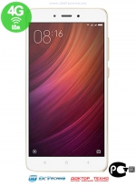 Xiaomi Redmi Note 4 64Gb + 4Gb Ram (Золотой)