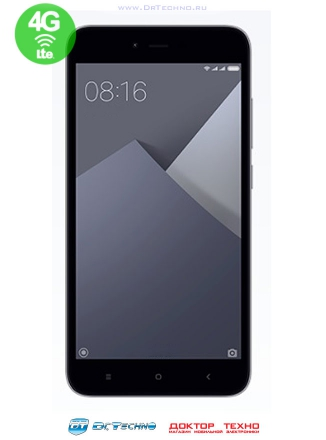 Xiaomi Redmi Note 5A 2/16 GB Grey (Серый)