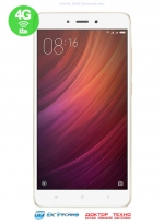 Xiaomi Redmi Note 4X 64Gb+4Gb Global Version Gold (Золотой)