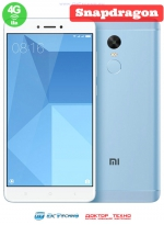 Xiaomi Redmi Note 4X 32Gb+3Gb Blue (Синий)
