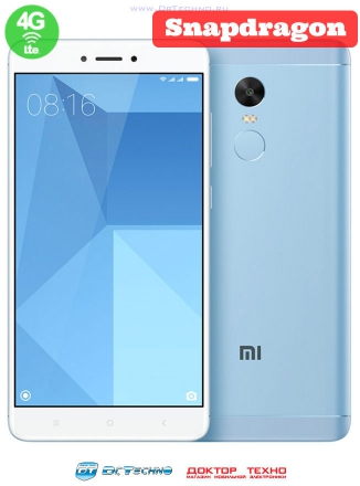 Xiaomi Redmi Note 4X 32Gb+3Gb Blue (Голубой)