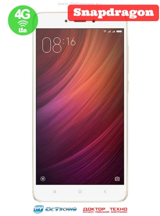 Xiaomi Redmi Note 4X 3/16Gb (Snapdragon 625) Gold (Золотой)