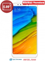 Xiaomi Redmi 5 Plus 3/32GB Global Version Gold (Золотой)