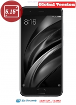 Xiaomi Mi6 6/64GB Global Version Black (Чёрный)