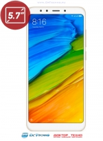 Xiaomi Redmi 5 3/32GB Gold (Золотистый)