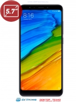 Xiaomi Redmi 5 3/32GB Black (Черный)