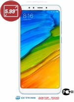 Xiaomi Redmi 5 Plus 4/64GB (Синий)