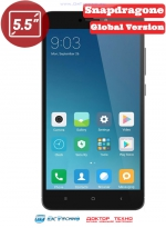 Xiaomi Redmi Note 4 64Gb+4Gb (Snapdragon 625) Global Version Black (Чёрный)