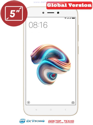 Xiaomi Redmi 5A 16Gb Global Version Gold (Золотистый)