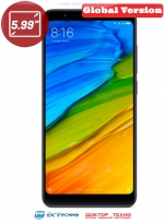 Xiaomi Redmi Note 5 3/32GB Global Version Black (Черный)
