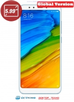 Xiaomi Redmi 5 Plus 3/32GB Global Version Blue (Голубой)