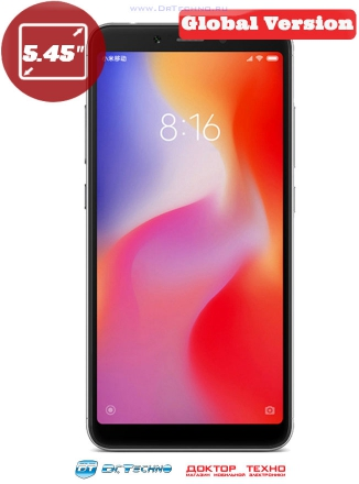 Xiaomi Redmi 6A 2/32GB Global Version Black (Черный)