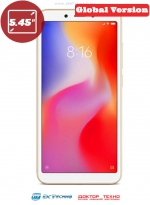 Xiaomi Redmi 6A 2/16GB Global Version Gold (Золотой)