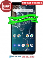 Xiaomi Mi A2 6/128GB Global Version Black (Чёрный)