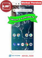 Xiaomi Mi A2 4/32GB Global Version Gold (Золотой)