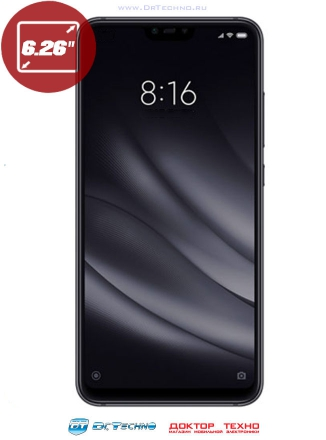 Xiaomi Mi8 Lite 4/64Gb Global Version Black (Черный)
