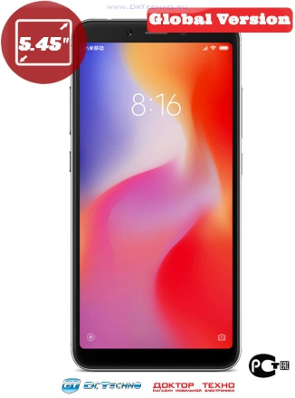 Xiaomi Redmi 6A 2/32GB (Черный)