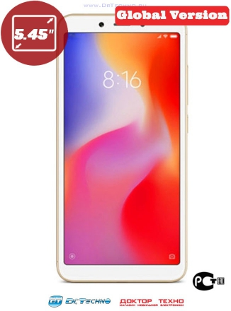 Xiaomi Redmi 6A 2/32GB (Золотой)