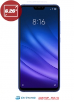 Xiaomi Mi8 Lite 6/128GB Global Version Blue (Синий)