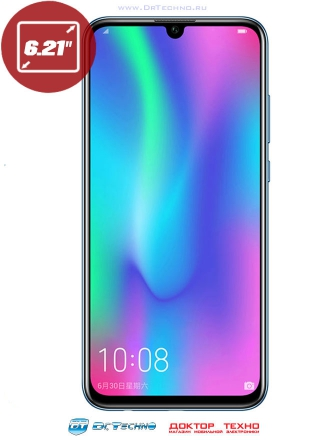 Huawei Honor 10 Lite 6/64Gb Black (Черный)