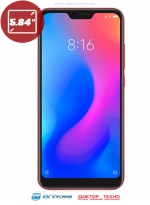 Xiaomi Mi A2 Lite 3/32GB Global Version Red (Красный)