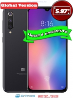 Xiaomi Mi9 SE 6/128GB Global Version Piano Black (Черный)