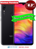 Xiaomi Redmi Note 7 3/32GB Global Version Black (Черный)