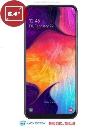 Samsung Galaxy A50 4/128GB Black (Черный)