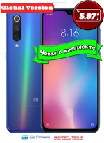 Xiaomi Mi9 SE 6/128GB Global Version Ocean Blue (Синий)
