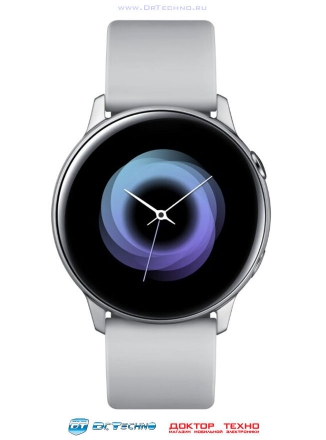 Samsung Galaxy Watch Active Silver (Серебристый Лед)