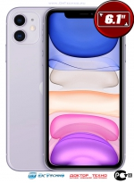 Apple iPhone 11 64Gb MWLX2RU/A (Фиолетовый)