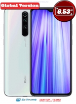 Xiaomi Redmi Note 8 Pro 6/128GB Global Version White (Белый)