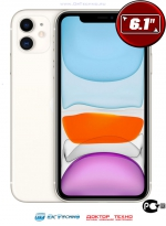 Apple iPhone 11 64Gb MWLU2RU/A (Белый)