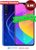 Xiaomi Mi9 Lite 6/64GB Global Version Blue (Синий)