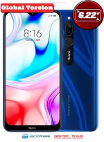 Xiaomi Redmi 8 3/32GB Global Version Blue (Синий)