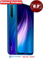 Xiaomi Redmi Note 8T 4/128GB Global Version Blue (Синий)