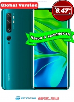 Xiaomi Mi Note 10 Pro 8/256GB Global Version Green (Зеленый)