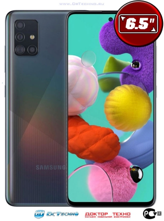 Samsung Galaxy A51 128GB (Черный)