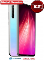 Xiaomi Redmi Note 8T 4/128GB Global Version White (Белый)