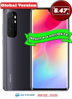 Xiaomi Mi Note 10 Lite 6/64GB Global Version Black (Черный)